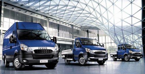 Фургоны микроавтобусы IVECO (Ивеко)