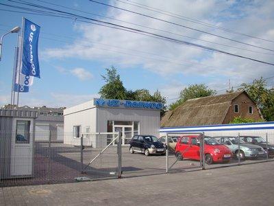 Открылся новый салон UZ-DAEWOO
