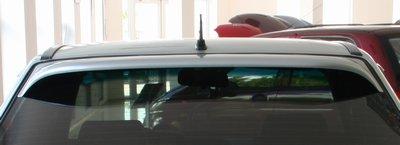 Дефлектор заднего стекла