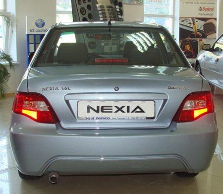 4 года с Daewoo Nexia N-150 969